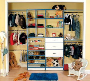 Custom Closets In Blue Mounds, WI