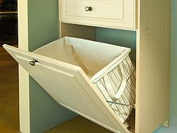 closet hamper basket